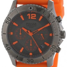 Pulsar Men's PT3295 Chronograph Collection | 100% original, import SUA, 10 zile lucratoare a12107 - Ceas barbatesc Pulsar, Quartz