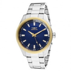 Invicta Men's 12828 Specialty Blue | 100% original, import SUA, 10 zile lucratoare a42707 - Ceas barbatesc Invicta, Quartz