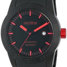 Red line Men's RL-50045-BB-11RD Mileage | 100% original, import SUA, 10 zile lucratoare a12107 - Ceas barbatesc Red Line, Mecanic-Automatic