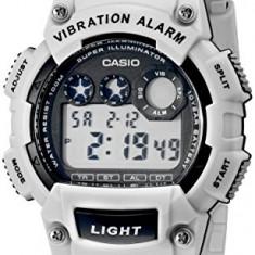 Casio Men's W-735H-8A2VCF Vibration Alarm | 100% original, import SUA, 10 zile lucratoare a42707 - Ceas barbatesc