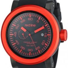 Red line Men's RL-50046-BB-RD-01-BKST Torque | 100% original, import SUA, 10 zile lucratoare a12107 - Ceas barbatesc Red Line, Mecanic-Automatic