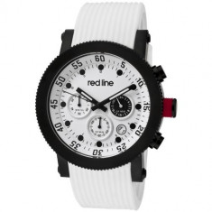 Red line Men's RL-18101VD-02-BB-WHT-ST Compressor | 100% original, import SUA, 10 zile lucratoare a12107 - Ceas barbatesc Red Line, Quartz