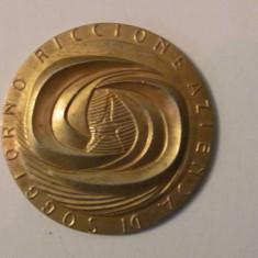 MMM - Medalie Italia vacanta orasul Riccione 1969 bronz, Europa