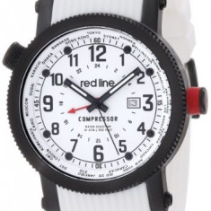 Red line Men's RL-18003-BB-02BK-WH Compressor | 100% original, import SUA, 10 zile lucratoare a12107 - Ceas barbatesc Red Line, Quartz
