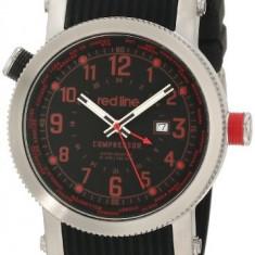 Red line Men's RL-18003-01RD Compressor | 100% original, import SUA, 10 zile lucratoare a12107 - Ceas barbatesc Red Line, Quartz
