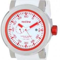 Red line Men's RL-50046-02-WHST Torque | 100% original, import SUA, 10 zile lucratoare a12107 - Ceas barbatesc Red Line, Sport, Mecanic-Automatic