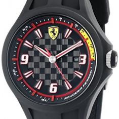 Ferrari Men's 0830005 Pit Crew   100% original, import SUA, 10 zile lucratoare a12107 - Ceas barbatesc Ferrari, Lux - sport, Quartz