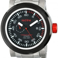 Red line Men's RL-50046-BB-SS-11 Torque | 100% original, import SUA, 10 zile lucratoare a12107 - Ceas barbatesc Red Line, Mecanic-Automatic