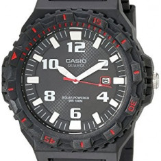 Casio Men's MRW-S300H-8BVCF Solar Powered | 100% original, import SUA, 10 zile lucratoare a42707 - Ceas barbatesc Casio, Sport
