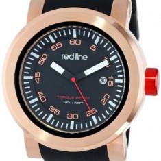 Red line Men's RL-50049-RG-01 Torque | 100% original, import SUA, 10 zile lucratoare a42707 - Ceas barbatesc Red Line, Quartz
