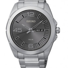 Seiko Men's SNE273 Stainless Steel   100% original, import SUA, 10 zile lucratoare a12107 - Ceas barbatesc Seiko, Lux - sport, Quartz, Otel