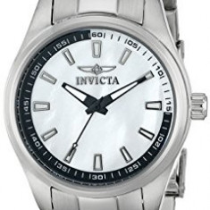 Invicta Women's 12830 Specialty Mother-Of-Pearl | 100% original, import SUA, 10 zile lucratoare a42707 - Ceas dama Invicta, Casual, Quartz, Analog