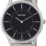 Pulsar Men's PTA499X Silver-Tone Watch | 100% original, import SUA, 10 zile lucratoare a42707, Quartz