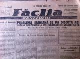 faclia banatului timisoara banat ziare vechi legate martie-decembrie anul 1946