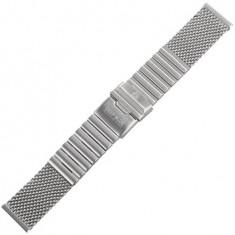 Deep Blue MESH26SS -mm 26mm | 100% original, import SUA, 10 zile lucratoare a12107 - Curea ceas din metal