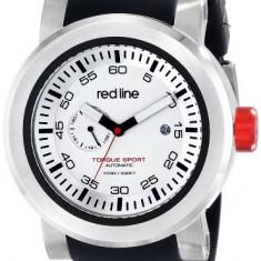 Red line Men's RL-50046-02BK-BKST Torque | 100% original, import SUA, 10 zile lucratoare a12107 - Ceas barbatesc Red Line, Sport, Mecanic-Automatic