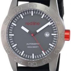 Red line Men's RL-50045-GM-014-BK-ST Mileage | 100% original, import SUA, 10 zile lucratoare a12107 - Ceas barbatesc Red Line, Mecanic-Automatic
