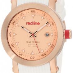 Red line Men's RL-18000-RG-09-WH Compressor | 100% original, import SUA, 10 zile lucratoare a42707 - Ceas barbatesc Red Line, Quartz