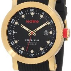 Red line Men's RL-18000-YG-01 Compressor | 100% original, import SUA, 10 zile lucratoare a42707 - Ceas barbatesc Red Line, Quartz