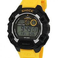 Timex Men's T499749J Expedition Digital | 100% original, import SUA, 10 zile lucratoare a42707 - Ceas barbatesc Timex, Sport, Quartz, Electronic