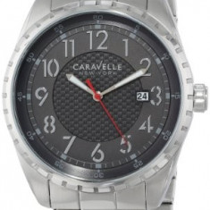 Caravelle New York Men's 43B134 | 100% original, import SUA, 10 zile lucratoare a42707 - Ceas barbatesc Bulova, Quartz