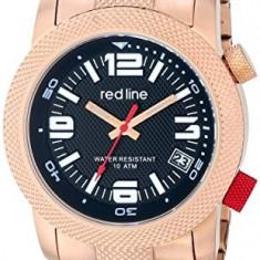 Red line Men's RL-50043-RG-11 Octane | 100% original, import SUA, 10 zile lucratoare a12107 - Ceas barbatesc Red Line, Quartz