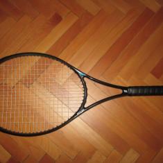 Racheta de tenis Pro's Pro Tomcat Hi-Modulus Graphite, impecabila+husa - Racheta tenis de camp, Aluminiu/Grafit