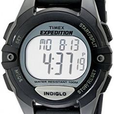 Timex Men's T40941 Expedition Digital | 100% original, import SUA, 10 zile lucratoare a42707 - Ceas barbatesc Timex, Casual, Electronic