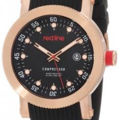 Red line Men's RL-18000-RG-01 Compressor | 100% original, import SUA, 10 zile lucratoare a42707 - Ceas barbatesc Red Line, Quartz