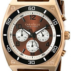 Caravelle New York Men's 45A114 | 100% original, import SUA, 10 zile lucratoare a42707 - Ceas barbatesc Bulova, Quartz