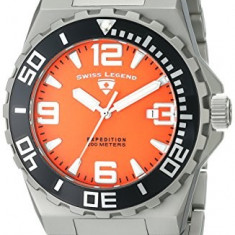 Swiss Legend Men's 10008-66 Expedition | 100% original, import SUA, 10 zile lucratoare a12107 - Ceas barbatesc Swiss Legend, Quartz