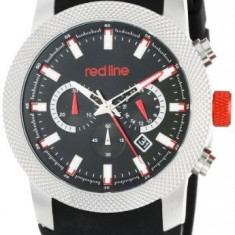 Red line Men's RL-10017-01 Gauge | 100% original, import SUA, 10 zile lucratoare a42707 - Ceas barbatesc Red Line, Quartz
