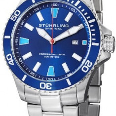 Stuhrling Original Men's 706B 02 | 100% original, import SUA, 10 zile lucratoare a12107 - Ceas barbatesc Stuhrling, Quartz