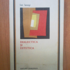 d2 Dialectica si estetica - Ion Ianosi