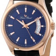 Lucien Piccard Men's 98660-RG-03 Excalibur | 100% original, import SUA, 10 zile lucratoare a42707 - Ceas barbatesc Lucien Piccard, Quartz