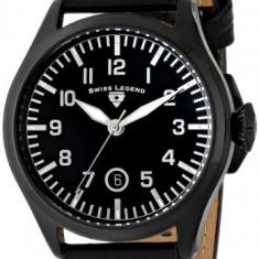 Swiss Legend Men's 30331-BB-01-SA Pioneer | 100% original, import SUA, 10 zile lucratoare a42707 - Ceas barbatesc Swiss Legend, Quartz