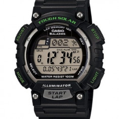Casio Men's STL-S100H-1AVCF Tough Solar | 100% original, import SUA, 10 zile lucratoare a42707 - Ceas barbatesc Casio, Sport, Quartz