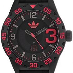 Adidas Unisex ADH2965 Newburgh Red-Accented Black   100% original, import SUA, 10 zile lucratoare af22508 - Ceas unisex