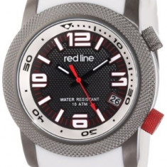 Red line Men's RL-50043-GY-01-WH Octane | 100% original, import SUA, 10 zile lucratoare a42707 - Ceas barbatesc Red Line, Quartz