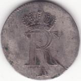 Cumpara ieftin Regatul Prusiei - 1/48 Thaler 1773 - Argint slab, Europa