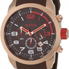 Red line Men's RL-60005 Overdrive | 100% original, import SUA, 10 zile lucratoare a12107 - Ceas barbatesc Red Line, Quartz
