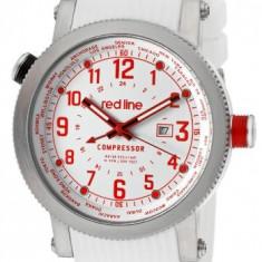Red line Men's RL-18003-02RD-WH Compressor | 100% original, import SUA, 10 zile lucratoare a42707 - Ceas barbatesc Red Line, Quartz