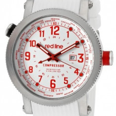 Red line Men's RL-18003-02RD-WH Compressor | 100% original, import SUA, 10 zile lucratoare a42707 - Ceas barbatesc Red Line, Quartz