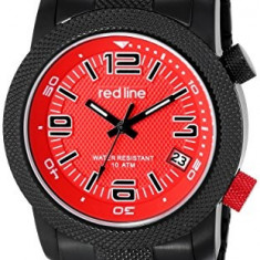 Red line Men's RL-50043-BB-55 Octane | 100% original, import SUA, 10 zile lucratoare a42707 - Ceas barbatesc Red Line, Quartz