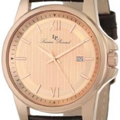 Lucien Piccard Men's 10048-RG-09 Breithorn | 100% original, import SUA, 10 zile lucratoare a42707 - Ceas barbatesc Lucien Piccard, Quartz