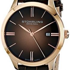 Stuhrling Original Men's 490 3345K14 | 100% original, import SUA, 10 zile lucratoare a12107 - Ceas barbatesc Stuhrling, Quartz