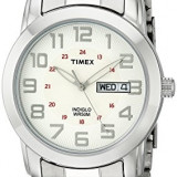 Timex Men's T2N437 Elevated Classics | 100% original, import SUA, 10 zile lucratoare a42707 - Ceas barbatesc Timex, Quartz