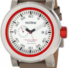 Red line Men's RL-50047-02RD-TANST Torque | 100% original, import SUA, 10 zile lucratoare a12107 - Ceas barbatesc Red Line, Sport, Mecanic-Automatic