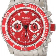 Red line Men's RL-50034-55-RD-BZ Piston | 100% original, import SUA, 10 zile lucratoare a12107 - Ceas barbatesc Red Line, Quartz