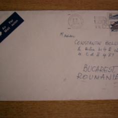 BDPL - CIRCULATIE POSTALA INTERNATIONALA - 1974
